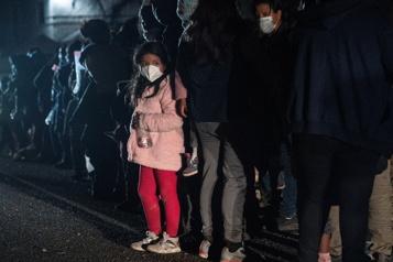 Frontière américano-mexicaine L'arrivée de jeunes migrants multipliée par neuf)