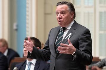 Tarifs d'Hydro-Québec: Legault réalise un vieux rêve, dit le PQ