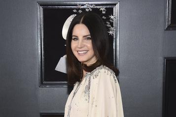 Lana Del Rey annonce un nouvel album pour l'automne)