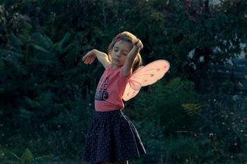 Petite fille aux RIDM Quand je serai grand, je serai une fille)