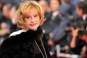 La garde-robe de Jeanne Moreau aux enchères)