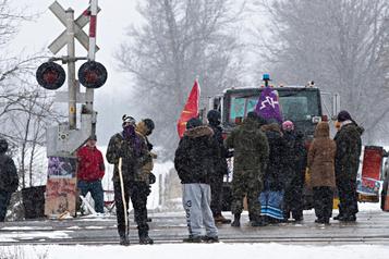 Blocus ferroviaire et COVID-19: Québec prêt à offrir une aide d'urgence aux entreprises