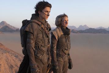 Excellent départ pour Dune en Europe)