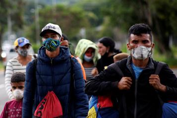 Quitter le Venezuela, lecœurlourd)