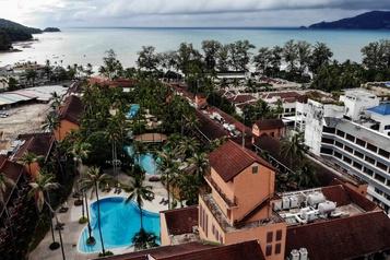 Délaissée des touristes, Phuket cherche des solutions)