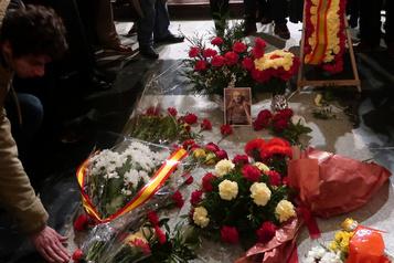 Espagne: Franco sera exhumé d'ici le 25octobre