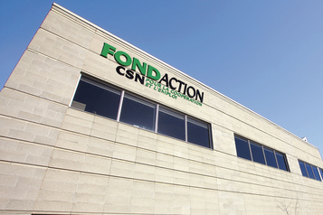 L'action de Fondaction recule de 0,6 % )