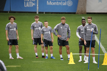 Une défensive différente pour le CF Montréal)