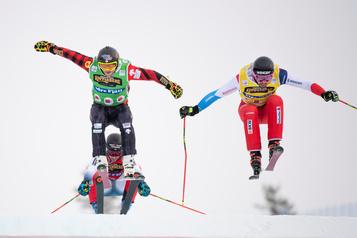 Ski cross: Brady Leman et Brittany Phelan sur le podium en Suède