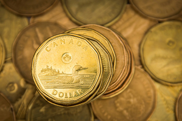Le dollar canadien de retour à 80 cents US ? )