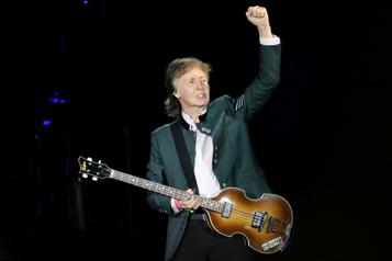Paul McCartney Coup de jeune ★★★)