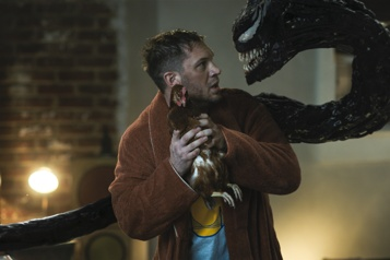 Venom: Let There Be Carnage La divertissante schizophrénie de Tom Hardy ★★★