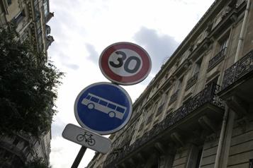 Sécurité routière Les «zones30» s'étendent dansles villes françaises)