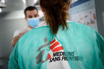 Médecins sans frontières aux prises avec le «racisme structurel» )