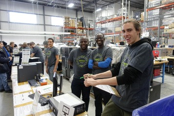 Insertech: des ordinateurs réusinés à petits prix