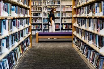 Hong Kong: des livres prodémocratie retirés des bibliothèques)