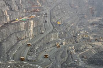 La mine Canadian Malartic retrouve son rythme de croisière plus rapidement)
