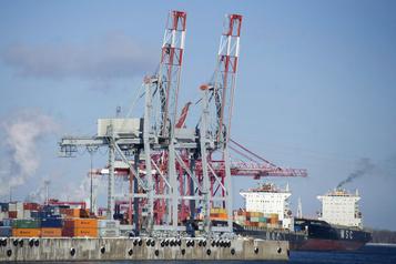 Blocus ferroviaire: le port de Montréal au bord de la crise