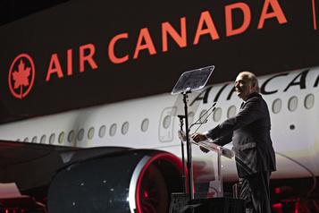 COVID-19: moins de millions pour le patron d'Air Canada)