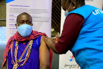 La COVID-19 prend de l'ampleur en Afrique )
