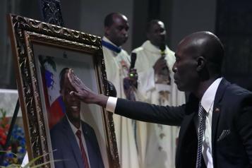 Assassinat du président Jovenel Moïse Arrestation d'un quatrième agent potentiellement impliqué)