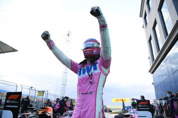 GrandPrix de Turquie Une première position de tête en carrière pour Lance Stroll)