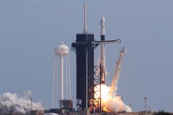 SpaceX réussit le test ultime avant l'envoi d'astronautes