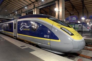 La Caisse suit les difficultés de l'Eurostar, dont elle est en partie propriétaire)