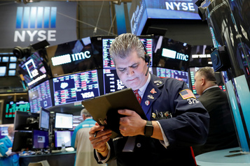 À Wall Street, l'accalmie géopolitique propulse les indices à des records