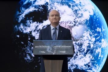 Parti conservateur À peine déposé, le plan environnemental suscite les critiques)