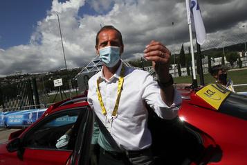 Tour de France2021 La pandémie trop forte à Paris pour dévoiler le parcours en présentiel )