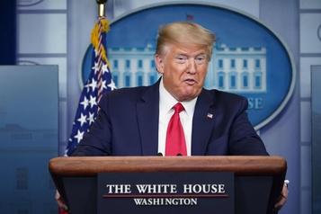 Washington détaille son réquisitoire contre l'OMS