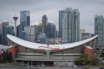 Calgary bâtira un nouvel amphithéâtre de la LNH