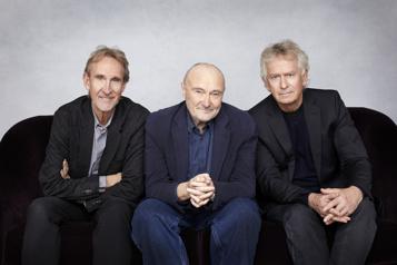 Genesis au Centre Bell en novembre)
