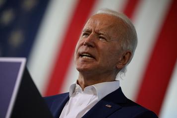 Biden veut réformer les tribunaux en associant les deux partis)