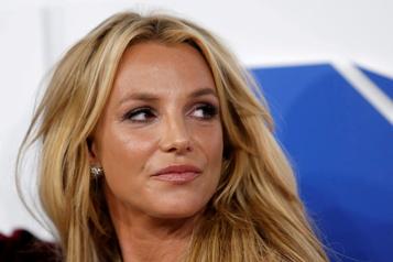 Sous tutelle depuis 2008, Britney Spears s'adresse à un tribunal)