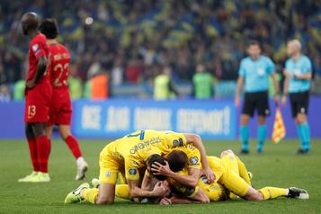 Euro-2020: l'Ukraine qualifiée, la France freinée, l'Angleterre en bonne voie
