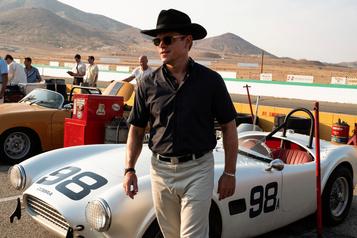 Ford v Ferrari vrombit en tête du box-office nord-américain