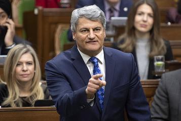 Gérard Deltell renonce à la direction du Parti conservateur