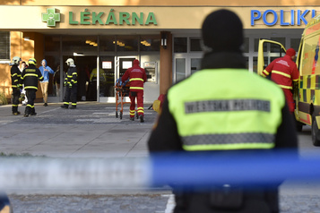 République tchèque: un homme tue six personnes dans un hôpital