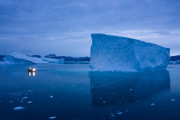 Quand l'Arctique refroidit leQuébec