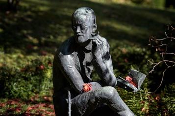 Des Dublinois veulent rapatrier les restes de James Joyce