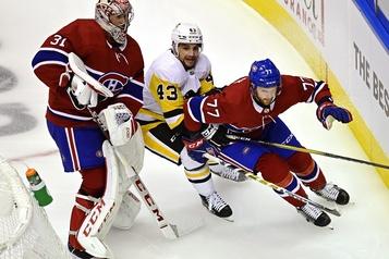 Penguins3 - Canadien1 (2e période)  )