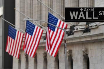 WallStreet en forte baisse au démarrage de la saison des résultats)