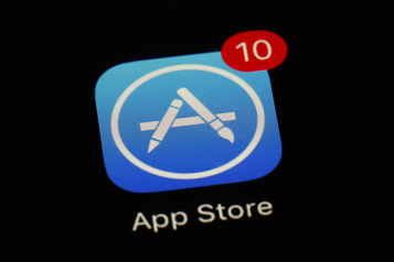 Confidentialité des données La nouvelle règle d'Apple appliquée lundi )