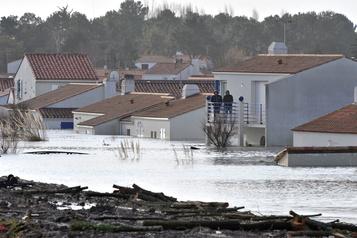 À La Faute-sur-Mer, le temps n'a pas effacé les traces de la tempête Xynthia