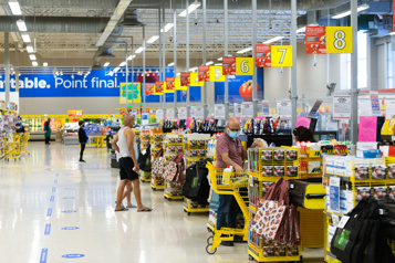 L'inflation annuelle a reculé à 3,1% au Canada en juin )