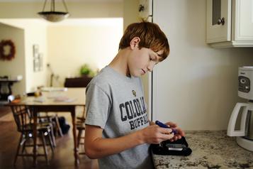 Glucomètres pour enfants diabétiques Votre santé n'est pas une priorité, leur dit-on )