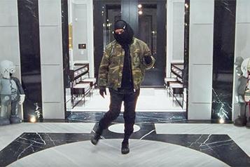 Drake danse dans sa demeure démesurée