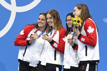 Natation Un coach et ses médailles)
